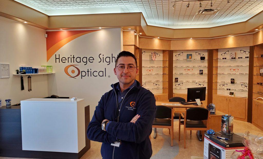 Heritage Sight Optical Winnipeg